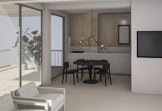 Amalia Street Apartment