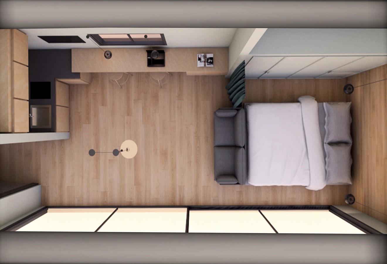 Prefabricated House