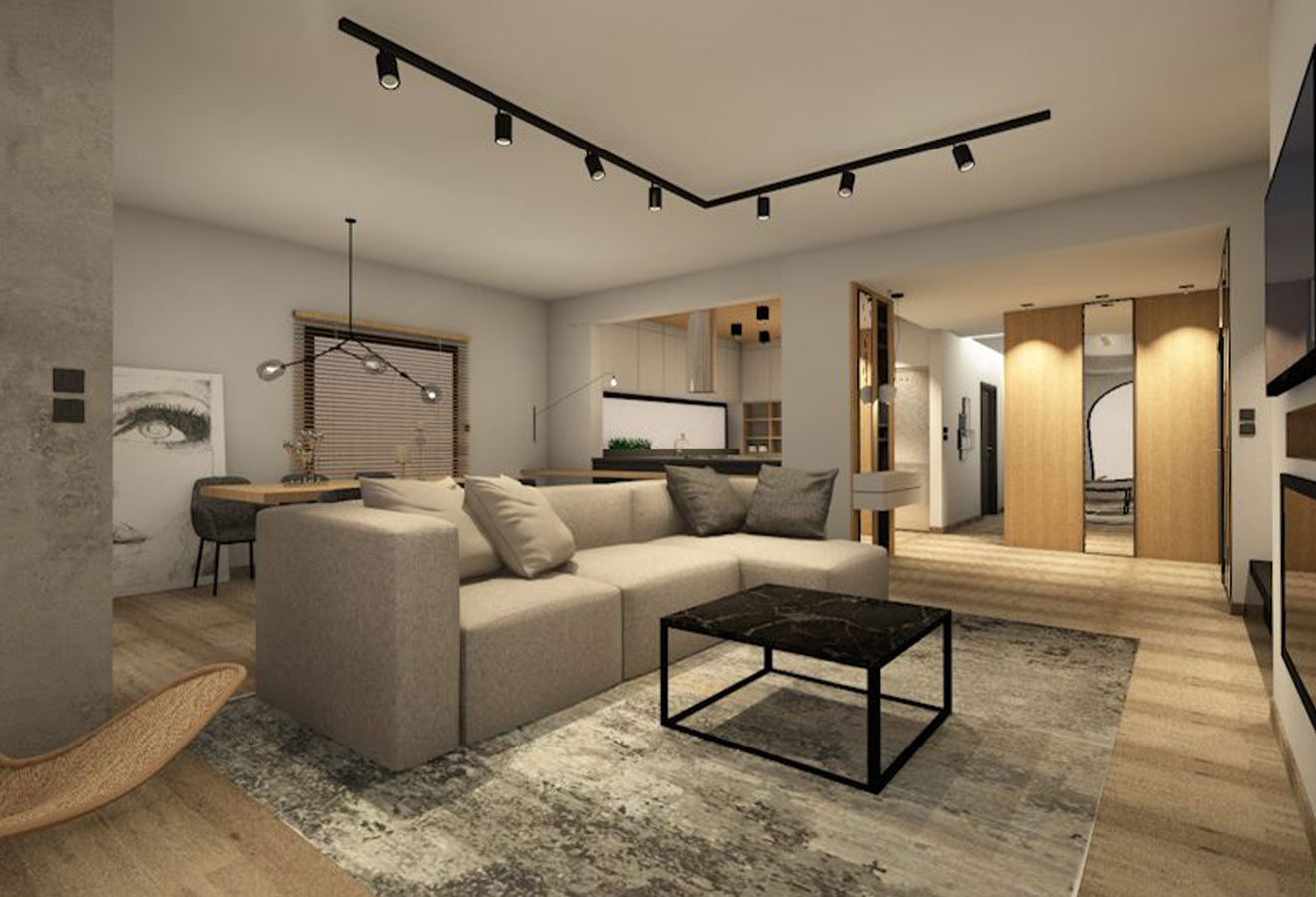 Apartment in Kalamaria