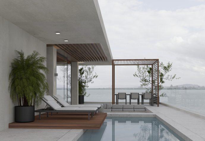 Two-Storey Apartment in Kalamaria