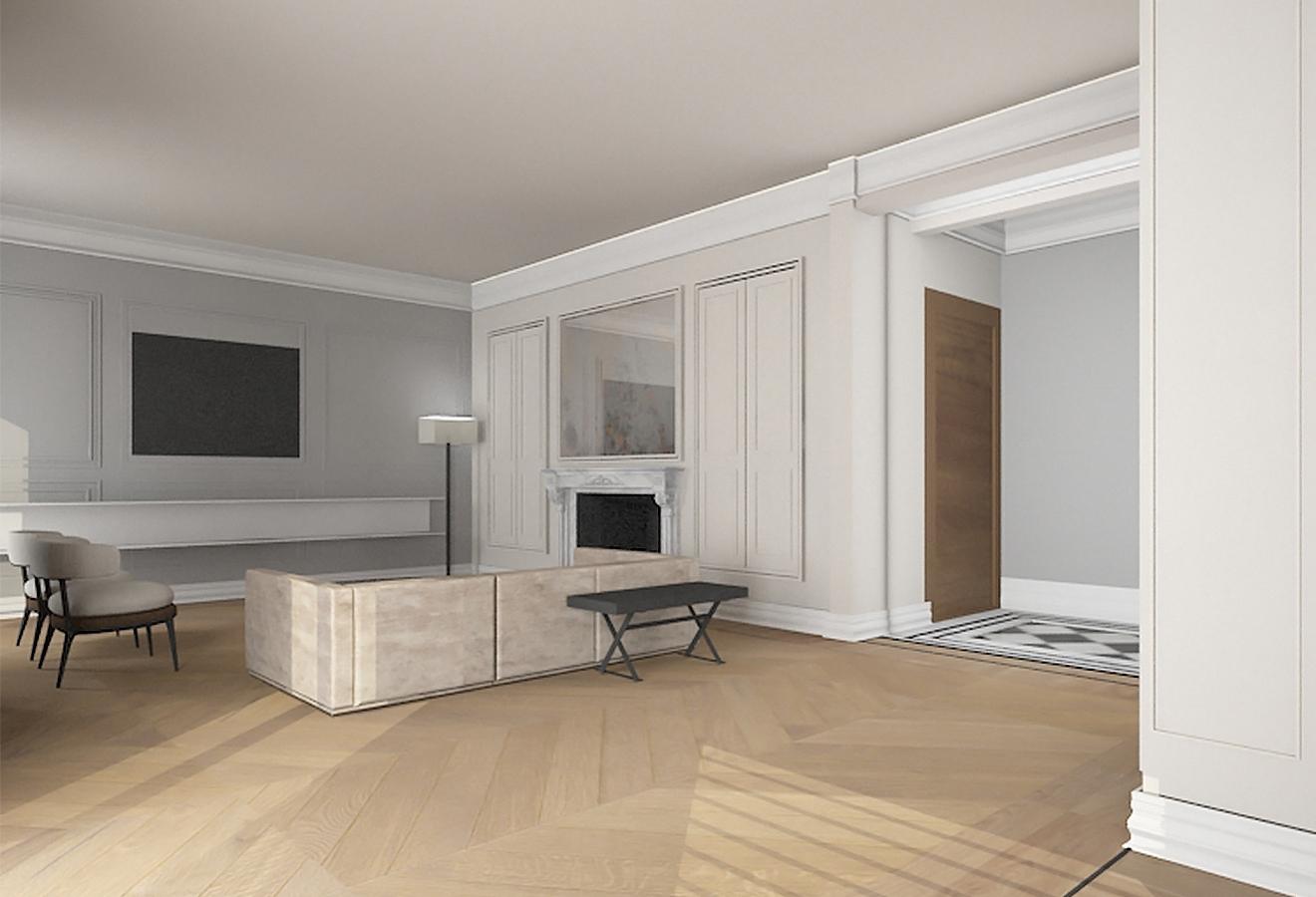 Mitropoleos Street Apartment