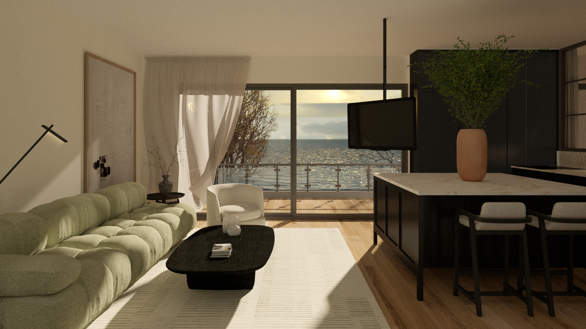 Apartment in Nea Krini