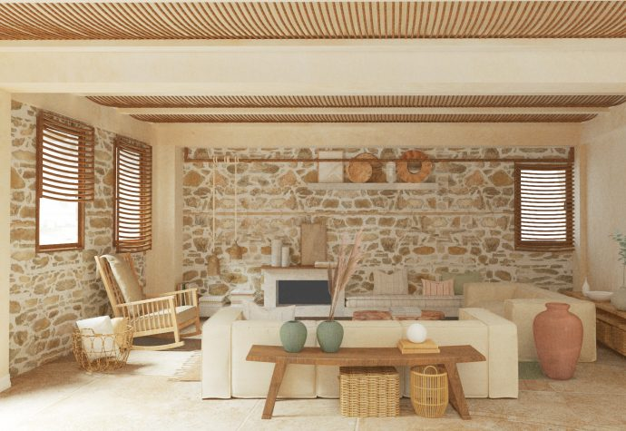 Summer house in Thassos