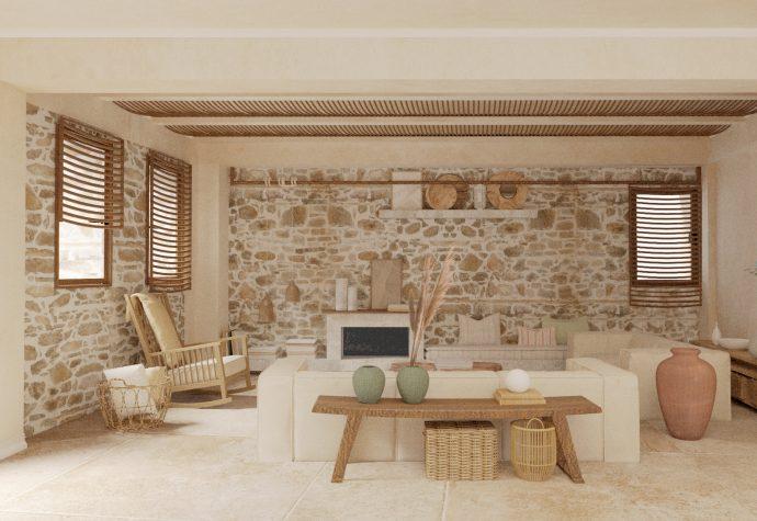 Εξοχική κατοικία στη Θάσο