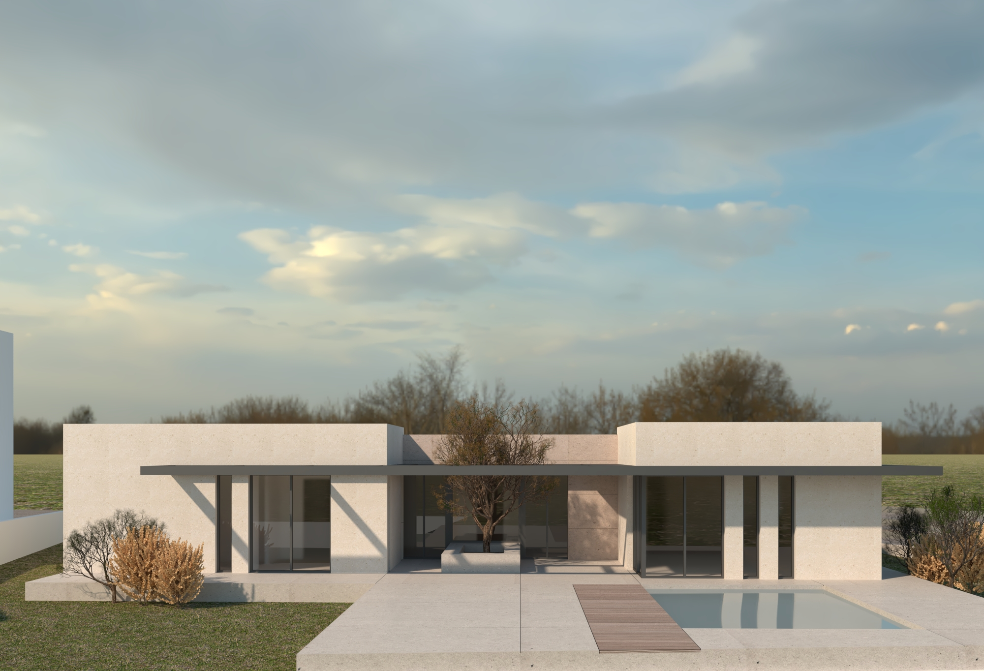 Residence, Nea Mesimvria, 2020